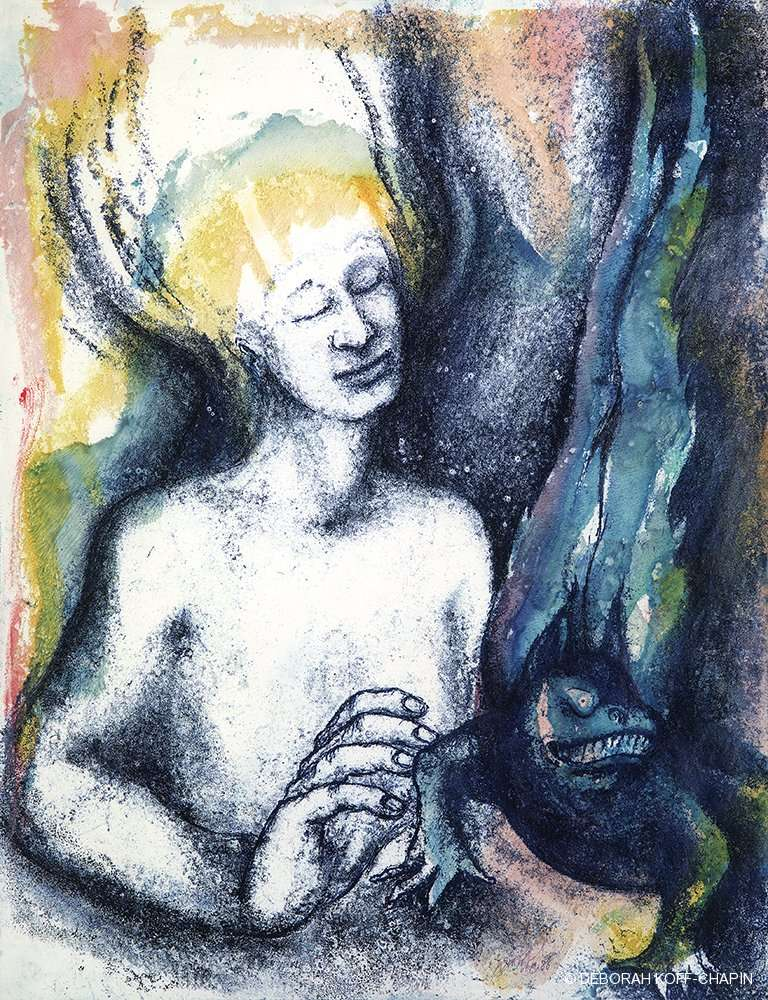 Creator of Soul Cards: Deborah Koff-Chapin